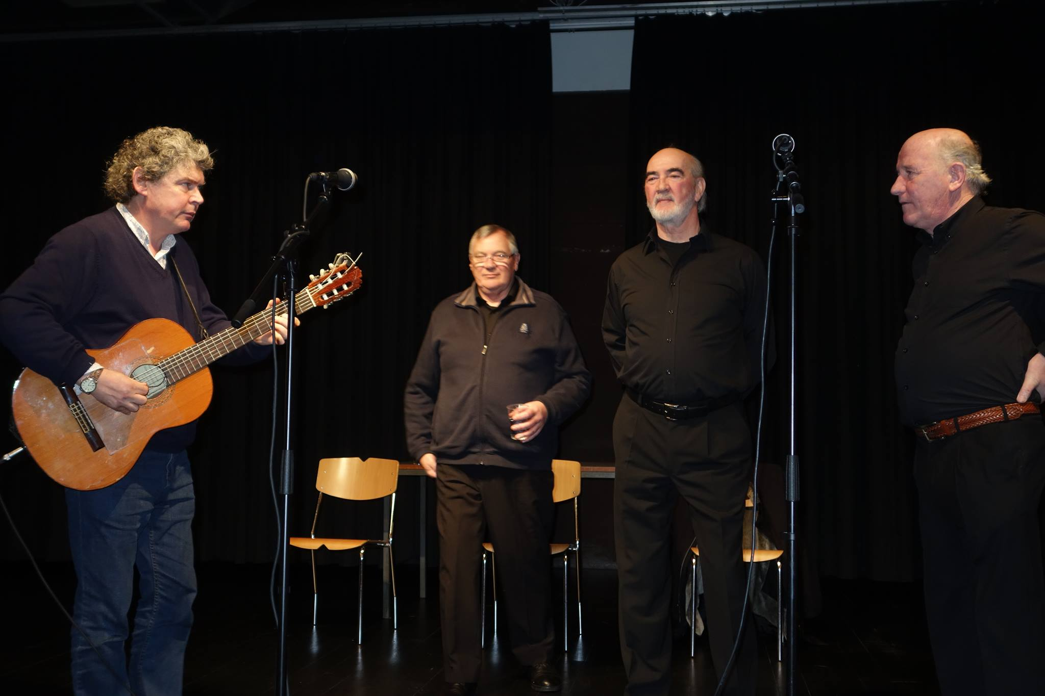 John Spillane and The Voice Squad